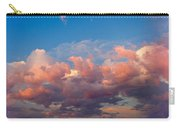 View Of Clouds In The Sky Carry-all Pouch
