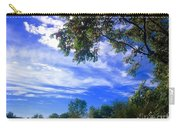 View Of Countryside In Frederick Maryland In Summer Carry-all Pouch