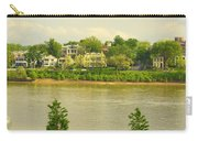 View Of Covington Kentucky Carry-all Pouch