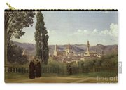 View Of Florence From The Boboli Gardens Carry-all Pouch