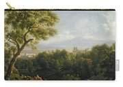 View Of Frascati Carry-all Pouch