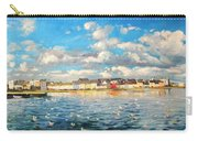 View Of Galway Harbour Carry-all Pouch
