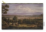 View Of Greenock  Scotland 1816 By Robert Salmon Carry-all Pouch