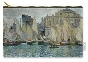View Of Le Havre Carry-all Pouch