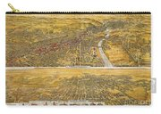 View Of Los Angeles, 1894 Carry-all Pouch