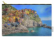View Of Manarola Carry-all Pouch