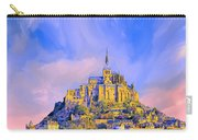 View Of Mont Saint Michel Carry-all Pouch