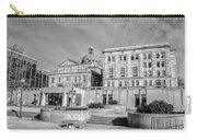 View Of Montgomery County Courthouse From The Southside In Black Carry-all Pouch