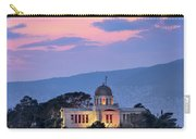 View Of National Observatory Of Athens In The Evening, Athens, G Carry-all Pouch