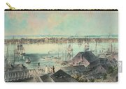 View Of New York From Brooklyn Heights Ca. 1836, John William Hill Carry-all Pouch