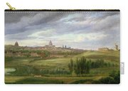 View Of Paris From Butte Aux Cailles Carry-all Pouch