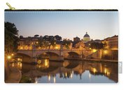 View Of Rome Carry-all Pouch