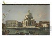 View Of Santa Maria Della Salute. Venice Carry-all Pouch