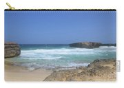 View Of Small Aruba Rock Formation On Boca Keto Carry-all Pouch