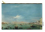 View Of The Giudecca Canal And The Zatter Carry-all Pouch