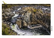 View Of The Great Falls Carry-all Pouch