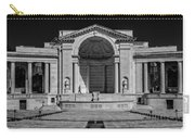 View  Of The Memorial Amphitheater At Arlington Cemetery  Carry-all Pouch
