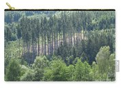 View Of The Mixed Forest Carry-all Pouch