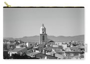 View Of The Village And The Clocher Of Saint-tropez Carry-all Pouch