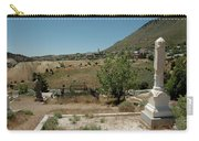 View Of Virginia City Nv From The Final Resting Place Carry-all Pouch