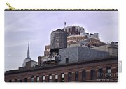 View Of Water Tank From High Line Park Carry-all Pouch