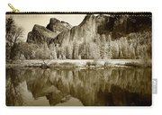 View Of Yosemite Carry-all Pouch