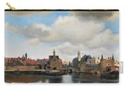 View On Delft Carry-all Pouch