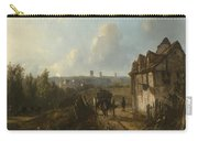 View On Montmartre Carry-all Pouch