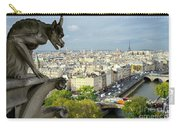 View On Paris City Carry-all Pouch
