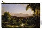 View On The Catskill Carry-all Pouch