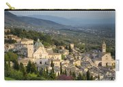 View Over Assisi Carry-all Pouch