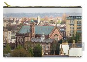 View Over Bristol With Bristol Grammar School Carry-all Pouch