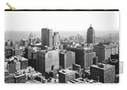 View Over Downtown Chicago Carry-all Pouch
