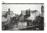 View Over Rooftops In Amsterdam  George Hendrik Breitner  C  1890    . 1910 Carry-all Pouch