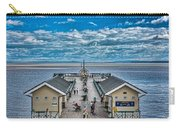 View Over The Pier Carry-all Pouch