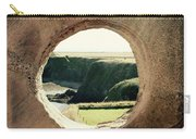 View Through The Wall. Carry-all Pouch