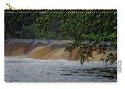 Viewing Tahquamenon Lower Falls Upper Peninsula Michigan 02 Carry-all Pouch