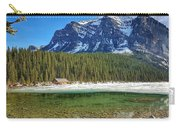Views From Lake Louise Alberta  Carry-all Pouch
