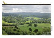 View Of The Surrey Hills From Newlands Corner Carry-all Pouch