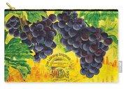 Vigne De Raisins Carry-all Pouch