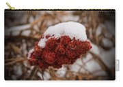Vignettes - First Snow 1 Carry-all Pouch