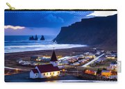 Vik Iceland Carry-all Pouch