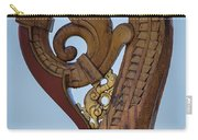 Viking Ship Dragon Tail Carry-all Pouch