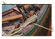 Viking Ship Rigging Carry-all Pouch