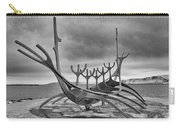 Viking Ship Sculpture Carry-all Pouch