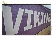 Vikings Banner Carry-all Pouch