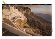 Villa At Santorini Carry-all Pouch