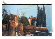Villa By The Sea 1878 Carry-all Pouch