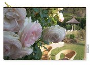 Villa Roses Carry-all Pouch