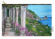 Villa San Michele In Anacapri Carry-all Pouch